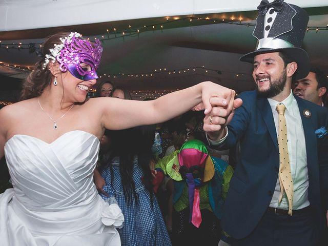 El matrimonio de Rodrigo y Andrea en Chía, Cundinamarca 33