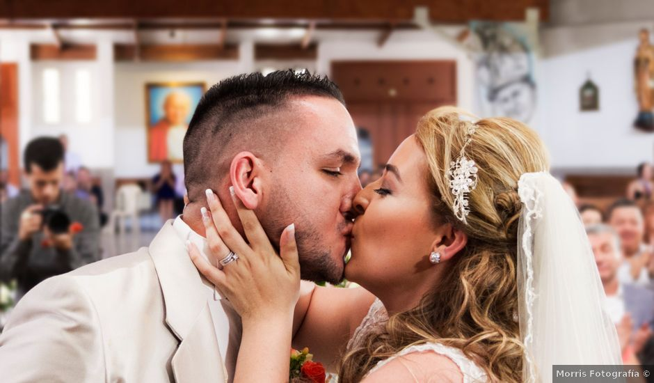 El matrimonio de Alexander y Alejandra en Medellín, Antioquia