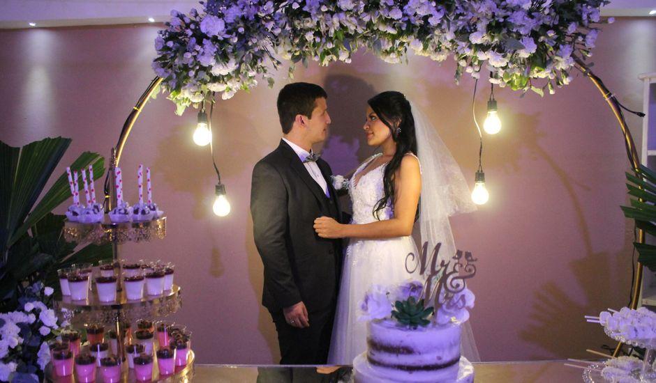 El matrimonio de Luis Fernando y Jasmín en Cali, Valle del Cauca