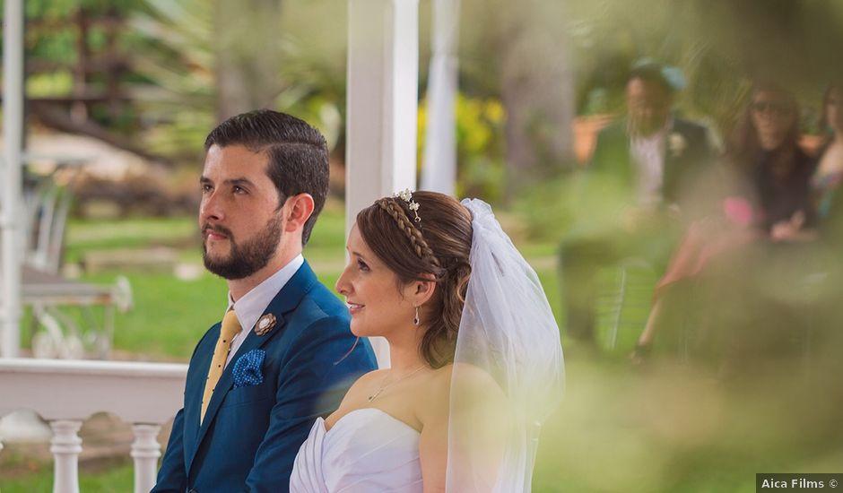 El matrimonio de Rodrigo y Andrea en Chía, Cundinamarca