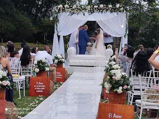 El matrimonio de Marcela  y Manuel
