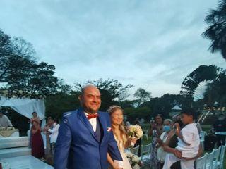 El matrimonio de Marcela  y Manuel  2