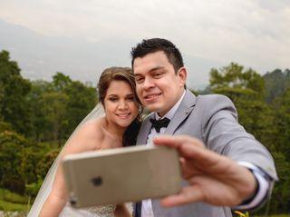 El matrimonio de Angelica y Jeam Carlo