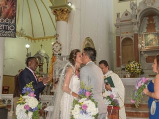 El matrimonio de Alejandra y Johnnatan 1