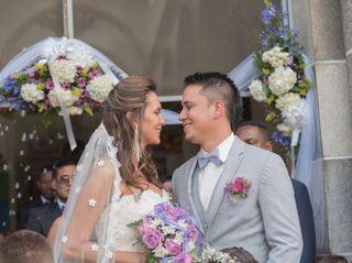 El matrimonio de Alejandra y Johnnatan 2