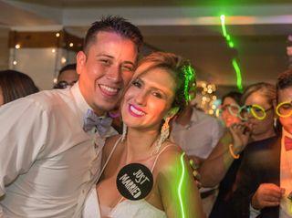 El matrimonio de Alejandra y Johnnatan