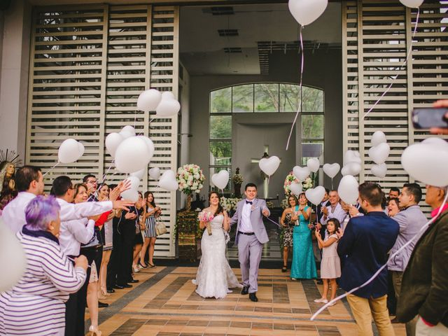 El matrimonio de Jeam Carlo y Angelica en Medellín, Antioquia 10
