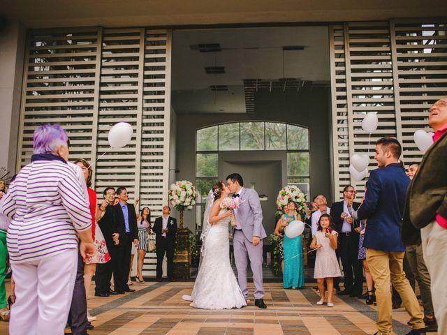 El matrimonio de Jeam Carlo y Angelica en Medellín, Antioquia 11