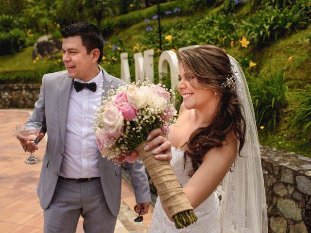 El matrimonio de Jeam Carlo y Angelica en Medellín, Antioquia 16