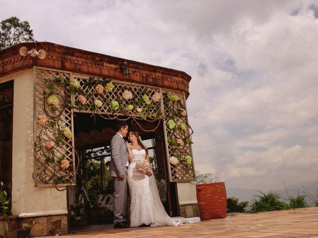 El matrimonio de Jeam Carlo y Angelica en Medellín, Antioquia 17