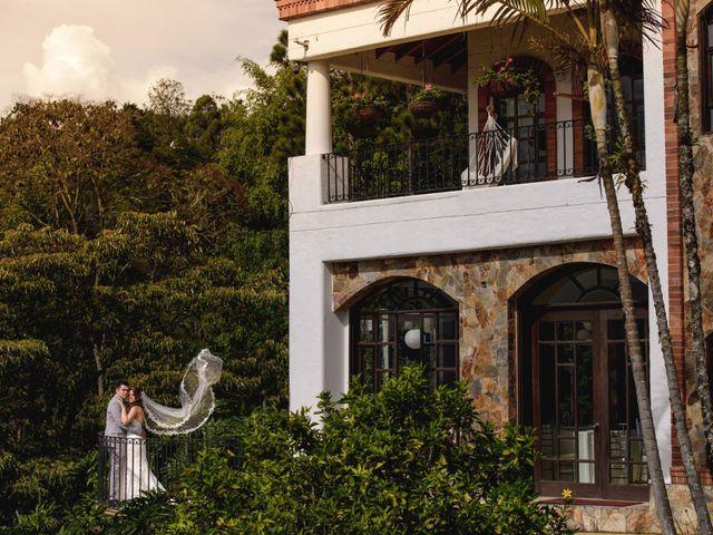 El matrimonio de Jeam Carlo y Angelica en Medellín, Antioquia 20