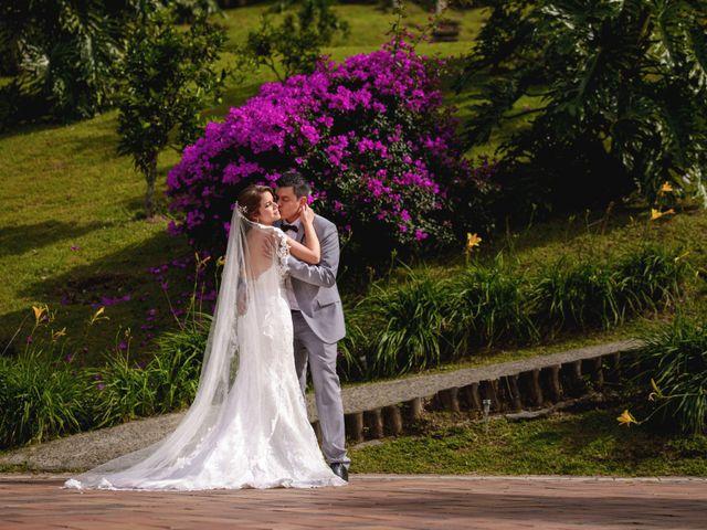 El matrimonio de Jeam Carlo y Angelica en Medellín, Antioquia 21