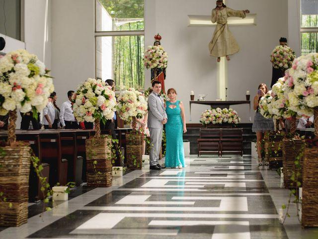 El matrimonio de Jeam Carlo y Angelica en Medellín, Antioquia 23