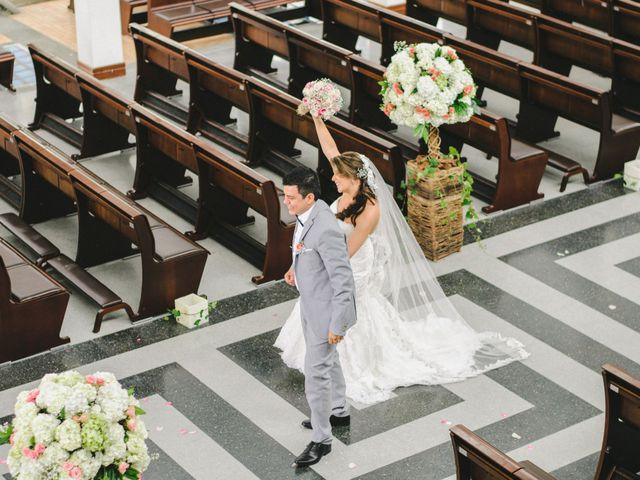 El matrimonio de Jeam Carlo y Angelica en Medellín, Antioquia 26