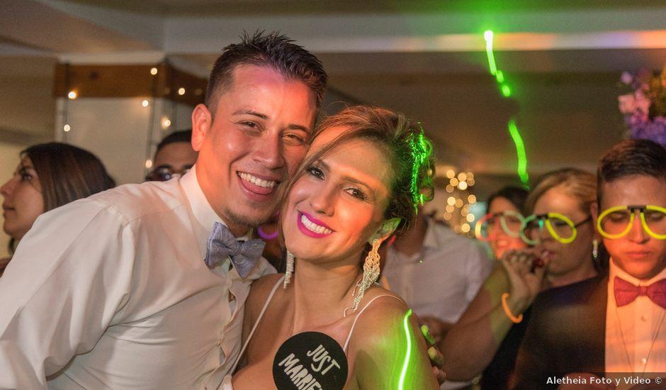 El matrimonio de Johnnatan y Alejandra en La Estrella, Antioquia
