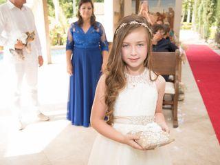 El matrimonio de Natalia y Alvaro 1