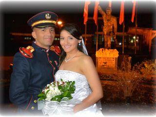 El matrimonio de Daysi y Gregory