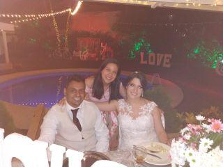El matrimonio de Lina  y César