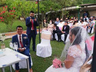 El matrimonio de Valentina  y Steven