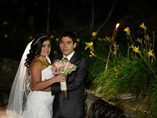 El matrimonio de Carolina y Kevin