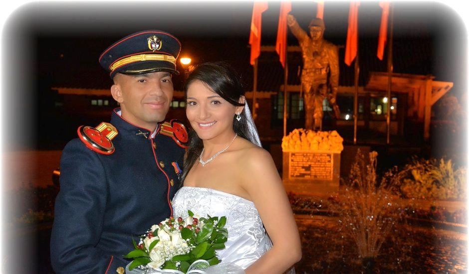 El matrimonio de Gregory y Daysi en Bogotá, Bogotá DC