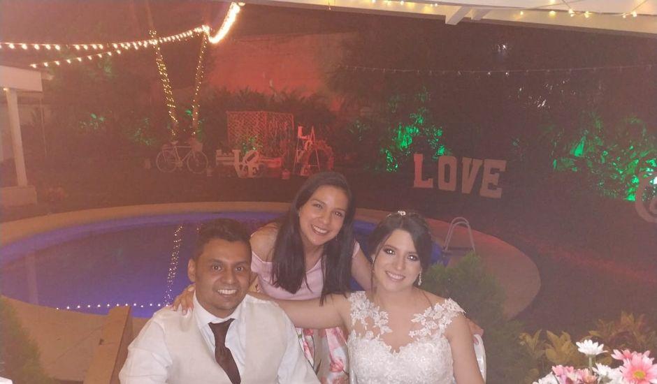El matrimonio de César  y Lina  en Cali, Valle del Cauca