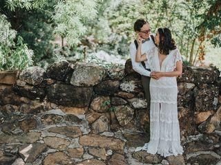El matrimonio de Natalia y Carlos