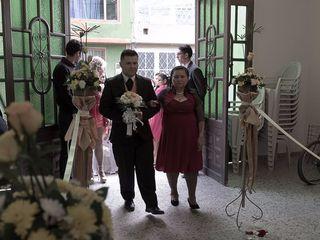 El matrimonio de Marcela y Jhonatan 3