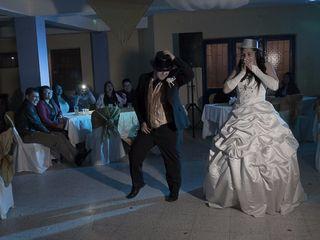 El matrimonio de Marcela y Jhonatan 1