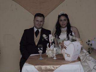 El matrimonio de Marcela y Jhonatan