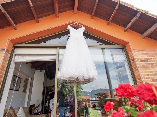 El matrimonio de Jenniffer y Andres en Chía, Cundinamarca 9