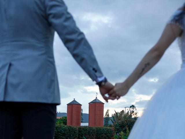 El matrimonio de Jenniffer y Andres en Chía, Cundinamarca 17