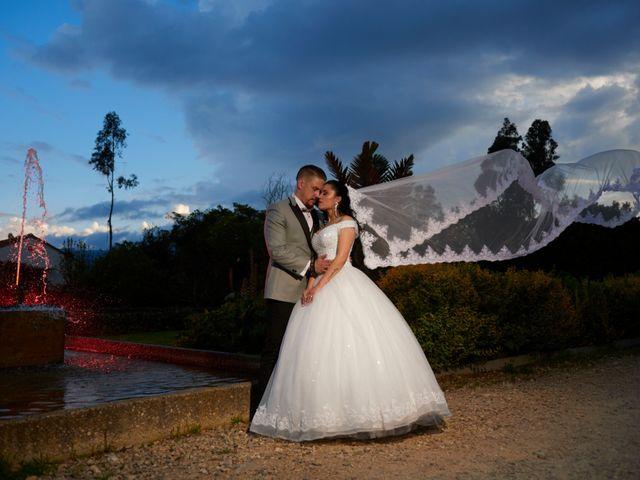 El matrimonio de Jenniffer y Andres en Chía, Cundinamarca 20