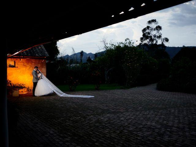 El matrimonio de Jenniffer y Andres en Chía, Cundinamarca 21
