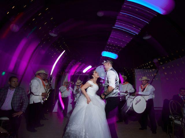 El matrimonio de Jenniffer y Andres en Chía, Cundinamarca 27