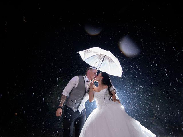 El matrimonio de Andres y Jenniffer