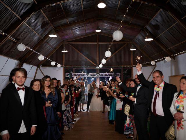 El matrimonio de Jenniffer y Andres en Chía, Cundinamarca 28