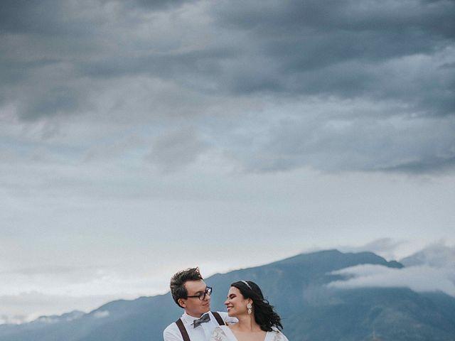 El matrimonio de Carlos y Natalia en Barichara, Santander 5