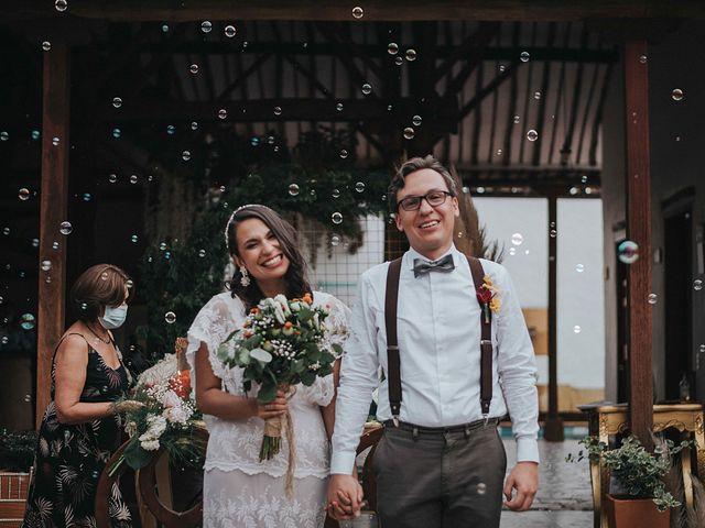 El matrimonio de Carlos y Natalia en Barichara, Santander 9