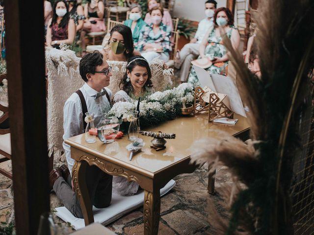 El matrimonio de Carlos y Natalia en Barichara, Santander 12