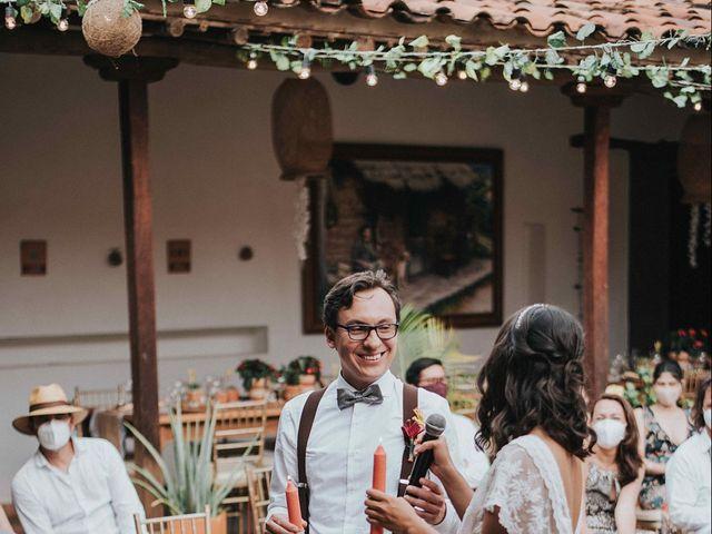 El matrimonio de Carlos y Natalia en Barichara, Santander 14
