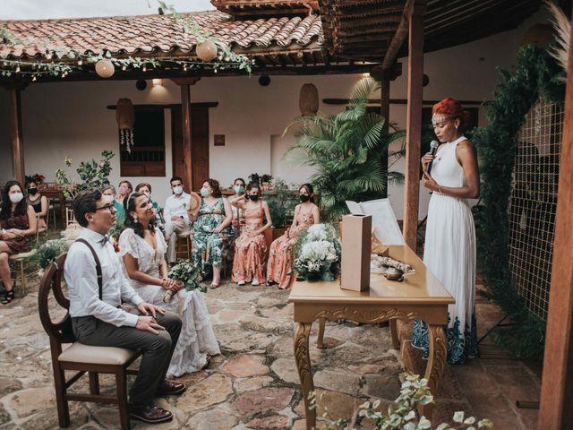 El matrimonio de Carlos y Natalia en Barichara, Santander 17