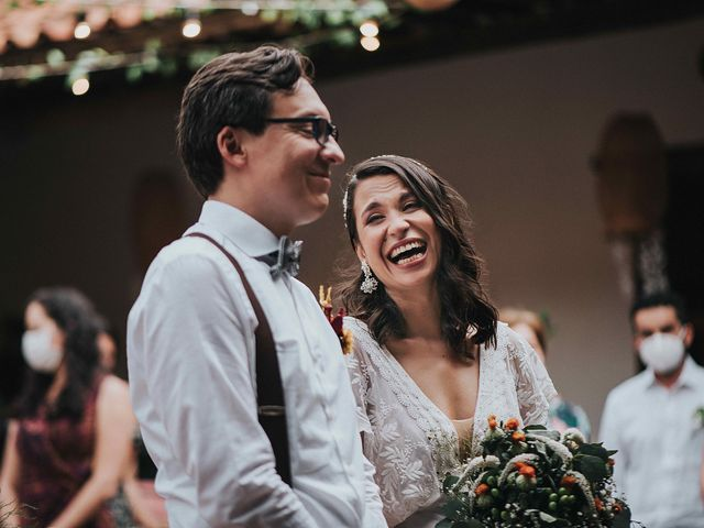 El matrimonio de Carlos y Natalia en Barichara, Santander 19
