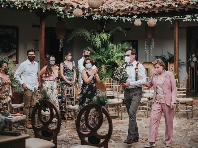 El matrimonio de Carlos y Natalia en Barichara, Santander 20