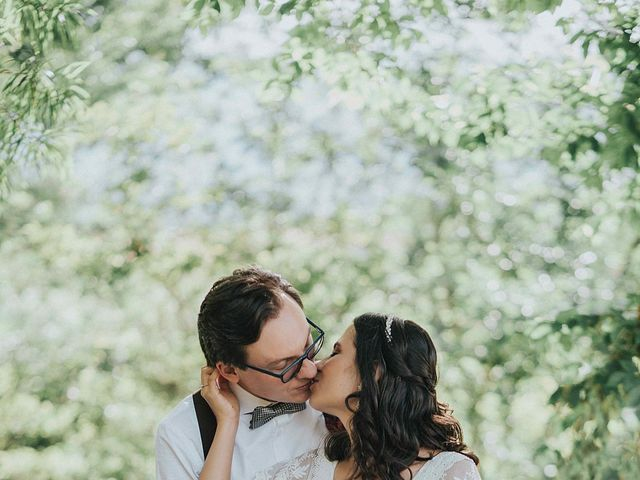 El matrimonio de Carlos y Natalia en Barichara, Santander 22