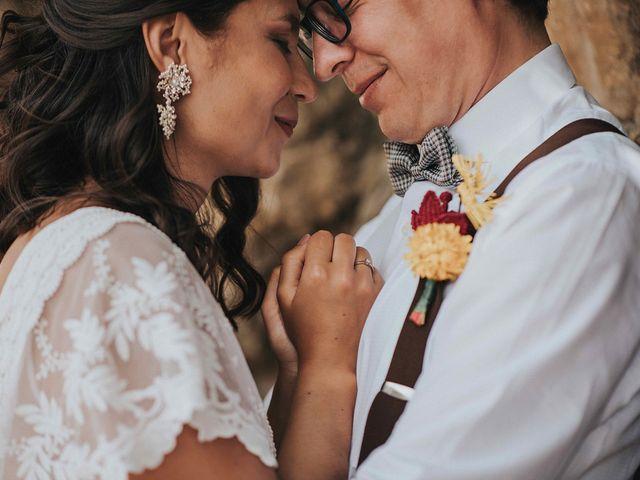 El matrimonio de Carlos y Natalia en Barichara, Santander 25