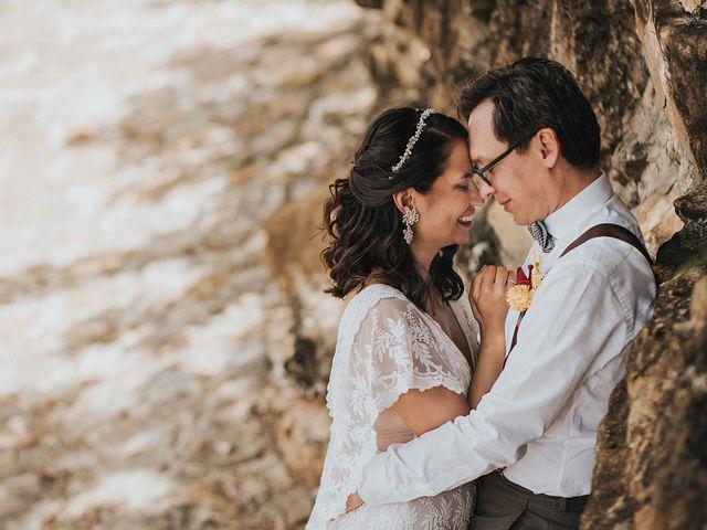 El matrimonio de Carlos y Natalia en Barichara, Santander 2