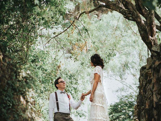 El matrimonio de Carlos y Natalia en Barichara, Santander 26