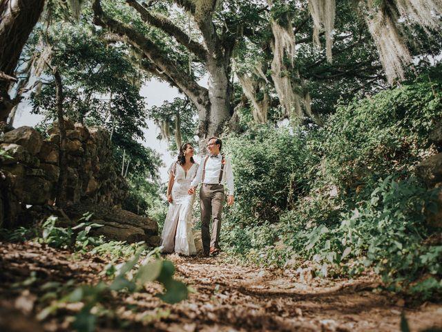 El matrimonio de Carlos y Natalia en Barichara, Santander 27