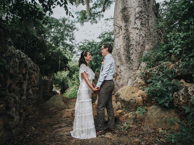 El matrimonio de Carlos y Natalia en Barichara, Santander 28